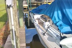 2-Palm-Coast-boat-sling-to-cradle-conversion