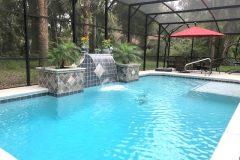 1-Palm-Coast-pool-contractors-raised-wall-waterfall