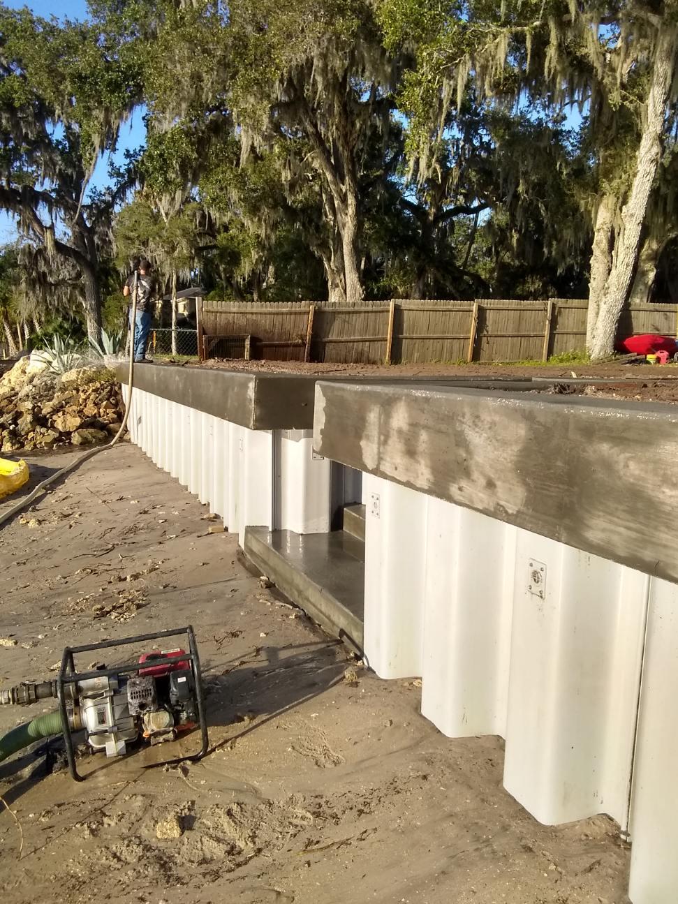 Palm-Coast-seawall-construction-2