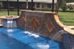 Custom-in-ground-pool-in-Palm-Coast-by-Agua-Construction-Waterfalls