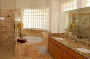 Agua Construction Bathroom Remodel in Palm Coast