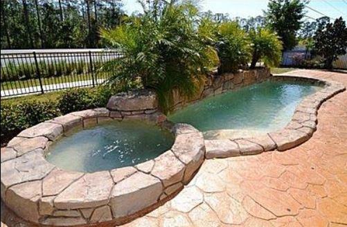 Swimming pool contractors palm coast fl pool builders for Pool design sunshine coast