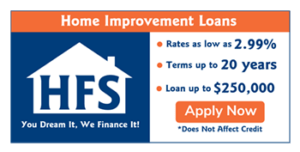 HFS Home improvement financing